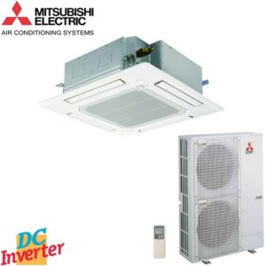 Aer Conditionat CASETA MITSUBISHI ELECTRIC PLA-RP125BA2 Standard Inverter 48000 BTU/h