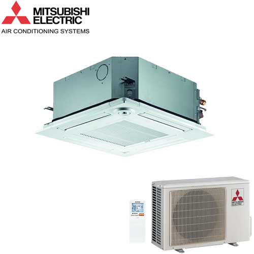 Aer Conditionat CASETA MITSUBISHI ELECTRIC SLZ-KF35VA Standard Inverter 12000 BTU/h