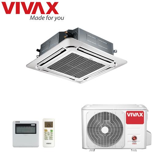 Aer Conditionat CASETA VIVAX ACP-42CC120AERI 380V Inverter 42000 BTU/h