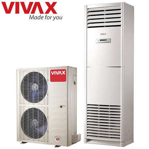 Aer Conditionat COLOANA VIVAX ACP-48FS140AER On-Off 48000 BTU/h