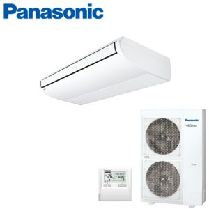 Aer Conditionat de PARDOSEALA / TAVAN PANASONIC ELITE PAC-I INVERTER S-125PT2E5A 380V 48000 BTU/h