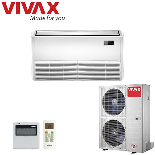 Aer Conditionat de PARDOSEALA / TAVAN VIVAX ACP-48CF140AERI 380V Inverter 48000 BTU/h