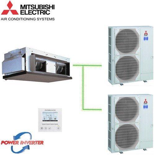Aer Conditionat DUCT MITSUBISHI ELECTRIC PEA-RP400GAQ Power Inverter 152000 BTU/h