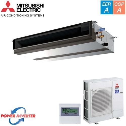 Aer Conditionat DUCT MITSUBISHI ELECTRIC PEAD-RP71JALQ Power Inverter 28000 BTU/h