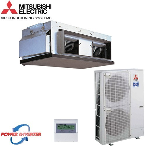 Aer Conditionat DUCT MITSUBISHI ELECTRIC PEA-RP250GAQ Power Inverter 90000 BTU/h