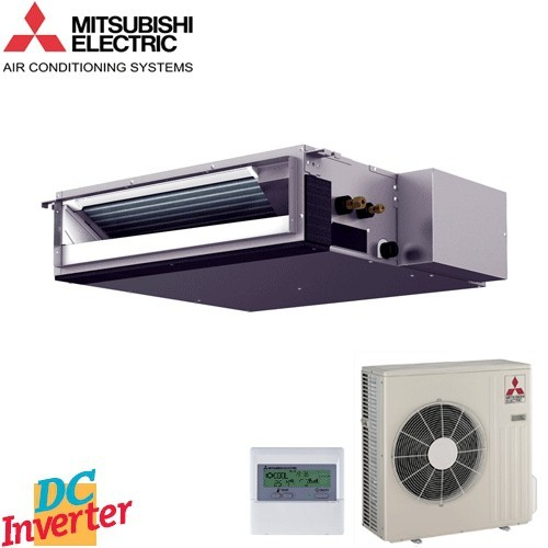 Aer Conditionat DUCT MITSUBISHI ELECTRIC SEZ-KD60VAQ Standard Inverter 22000 BTU/h