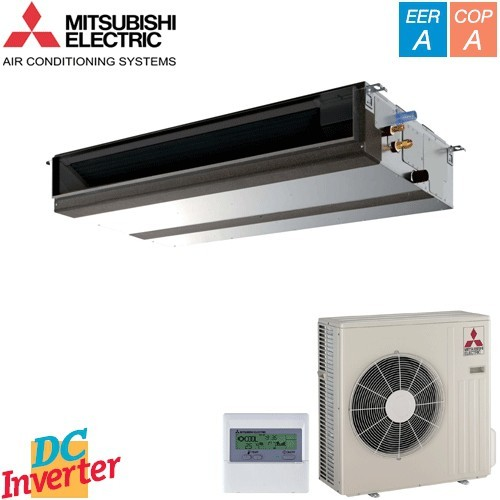 Aer Conditionat DUCT MITSUBISHI ELECTRIC PEAD-RP71JALQ Standard Inverter 28000 BTU/h