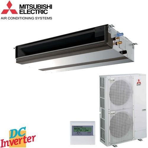 Aer Conditionat DUCT MITSUBISHI ELECTRIC PEAD-RP125JALQ Standard Inverter 48000 BTU/h