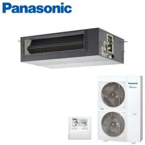 Aer Conditionat DUCT PANASONIC ELITE PAC-I INVERTER S-100PF1E5A 380V 36000 BTU/h