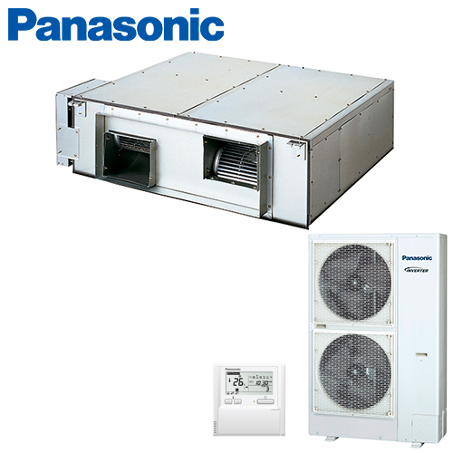 Aer Conditionat DUCT PANASONIC ELITE PAC-I INVERTER S-250PE2E5 380V 90000 BTU/h