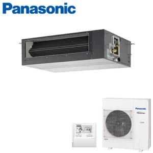 Aer Conditionat DUCT PANASONIC STANDARD PAC-I INVERTER S-125PF1E5A 380V 48000 BTU/h