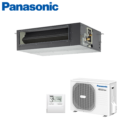Aer Conditionat DUCT PANASONIC STANDARD PAC-I INVERTER S-71PF1E5A 220V 24000 BTU/h
