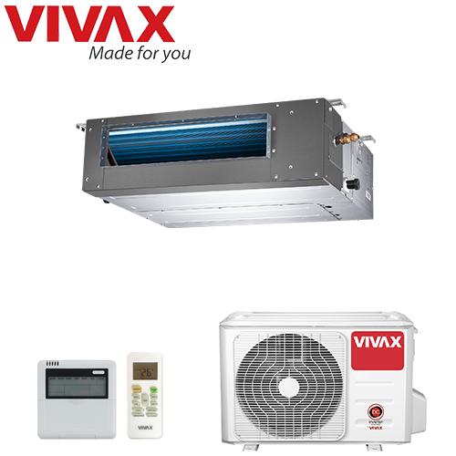 Aer Conditionat DUCT VIVAX ACP-24DT70AERI 220V Inverter 24000 BTU/h