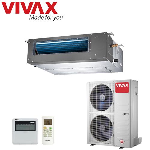 Aer Conditionat DUCT VIVAX ACP-48DT140AERI 380V Inverter 48000 BTU/h
