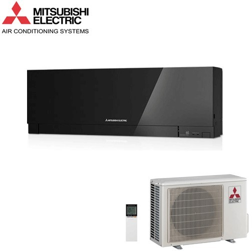 Aer Conditionat MITSUBISHI ELECTRIC Kirigamine Zen Negru MSZ-EF25VEB Inverter 9000 BTU/h