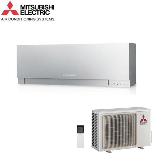Aer Conditionat MITSUBISHI ELECTRIC Kirigamine Zen Argintiu MSZ-EF25VES Inverter 9000 BTU/h