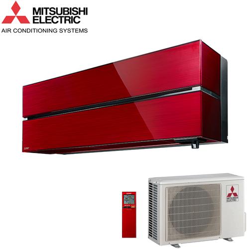 Aer Conditionat MITSUBISHI ELECTRIC MSZ-LN35VGR Ruby Red Inverter 12000 BTU/h