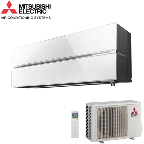 Aer Conditionat MITSUBISHI ELECTRIC MSZ-LN35VGW Natural White Inverter 12000 BTU/h