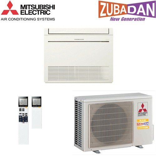 Aer Conditionat de PARDOSEALA MITSUBISHI ELECTRIC ZUBADAN MFZ-KJ35VE Inverter 12000 BTU/h