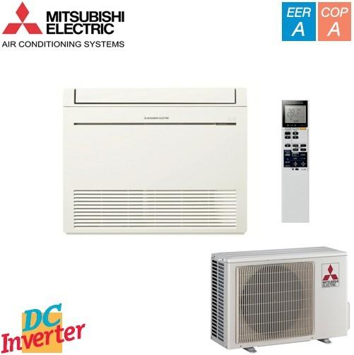 Aer Conditionat de PARDOSEALA MITSUBISHI ELECTRIC MFZ-KJ25VE Standard Inverter 9000 BTU/h