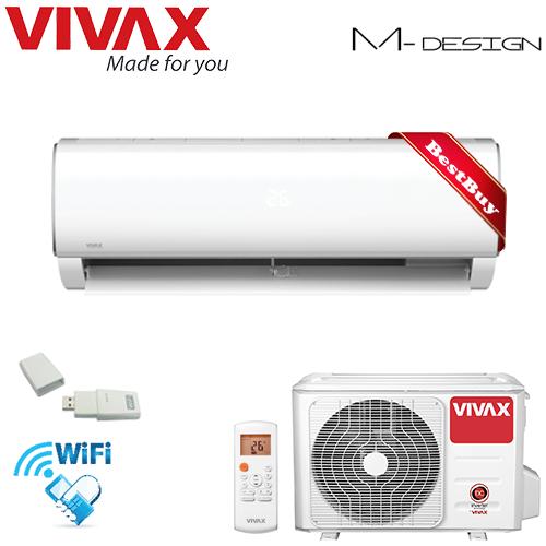 Aer Conditionat VIVAX M-Design ACP-09CH25AEMI Wi-Fi Inverter 9000 BTU/h