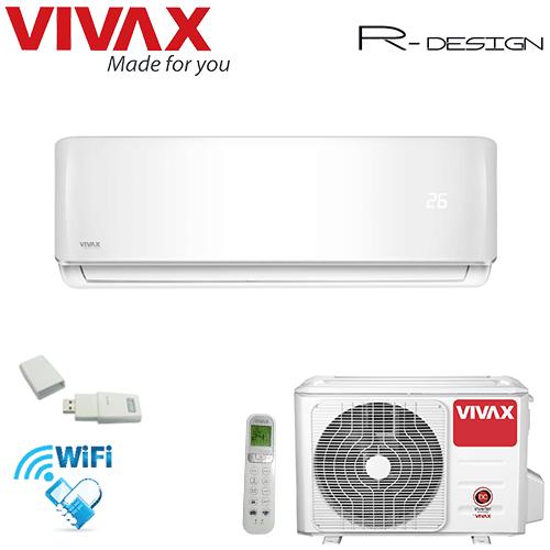 Aer Conditionat VIVAX R-Design ACP-18CH50AERI Wi-Fi Inverter 18000 BTU/h