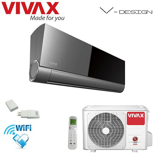 Aer Conditionat VIVAX V-Design ACP-12CH35AEVI Wi-Fi Inverter 12000 BTU/h