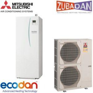 Pompa de Caldura Mitsubishi Electric ACM ECODAN Zubadan PUHZ-SHW112YHA