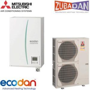 Pompa de Caldura Mitsubishi Electric ECODAN Zubadan PUHZ-SHW140YHA